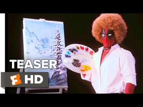 Deadpool 2 Teaser 2018 Wet On Wet Movieclips S