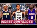 Lagu 10 Awful NBA Free Agent Signings (2000-2018)