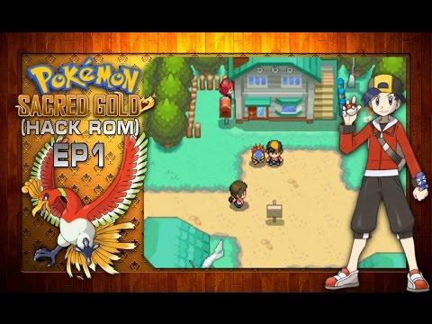 Pokemon Sacred Gold - Android EP 1 - Un Nuevo Comienzo