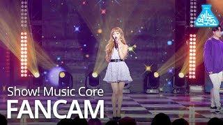 예능연구소 직캠 Luna Even So 루나 운다고 Ashow Music Core 20190105