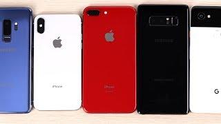 Best Phones April 2018