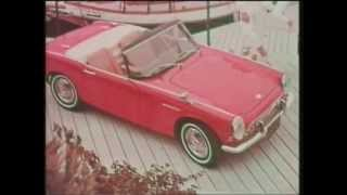 Honda S500 Japanese Press Launch