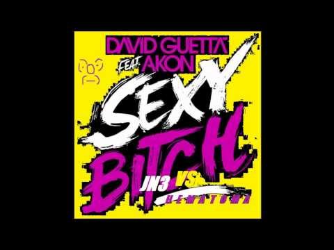 Hq | David Guetta Feat. Akon Sexy  Mami (sexy Bitch Spanish) Jn3 Vs.hematoma (reggaeton Remix) 2011 video
