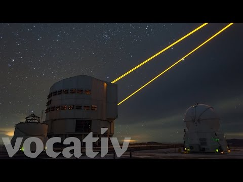 Very Large Telescope Will Hunt For Distant Planets #1