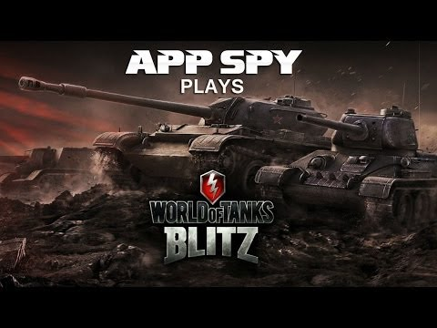AppSpy Plays: World of Tanks Blitz