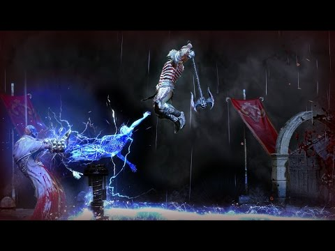 Path of Exile: Xbox One Announcement Trailer