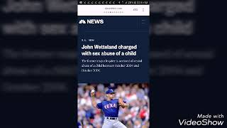 Former WS MVP John Wetteland is a PEDOPHILE.....a disgrace to Baseball