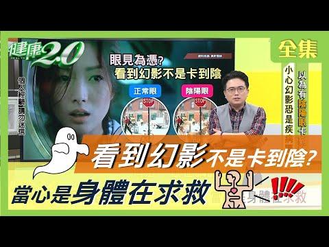 台灣-健康2.0-20201028 眼睛看到幻影不是卡到陰?當心是身體在求救!器官移植性格大變 真有細胞記憶?