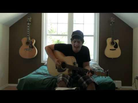 Eric Church - Creepin' (cover) Lyrics video