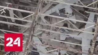 Ураган в США разметал истребители: оценить ущерб пока не удается - Россия 24
