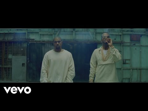 Juicy J Ft. Kanye West – Ballin Official Video Music