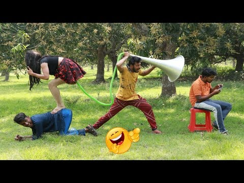 Very Funny Stupid Boys_Top Comedy Video 2020_Try Not To Laugh_Episode 60_By Fun Ki Vines