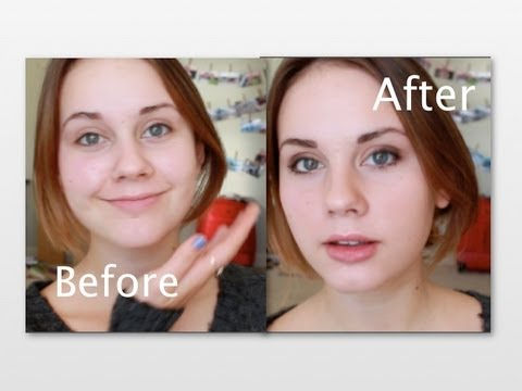 How-To Look Like You're Not Wearing Makeup!