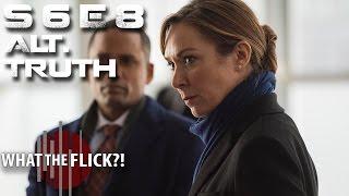 "Homeland Season 6, Episode 8 ""alt.truth"" Review"