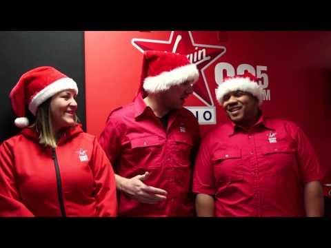 98.5 VIRGIN Radio Break & Enter Christmas 2014