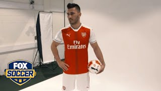 Sead Kolasinac excited to join Arsenal | FOX SOCCER