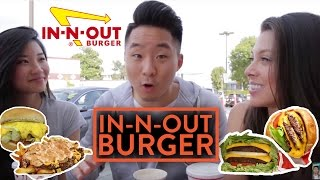 FUNG BROS FOOD: In-N-Out Burger