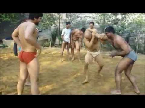 Indian wrestlers exotic and sexy