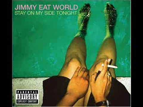 Jimmy Eat World - Half Right