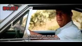 FINAL DE RAPIDO Y FURIOSO 7 Y HOMENAGE A PAUL WALKER