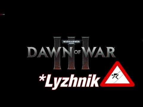 Обзор и геймплей. Чем Warhammer 40K Dawn of War III лучше других!