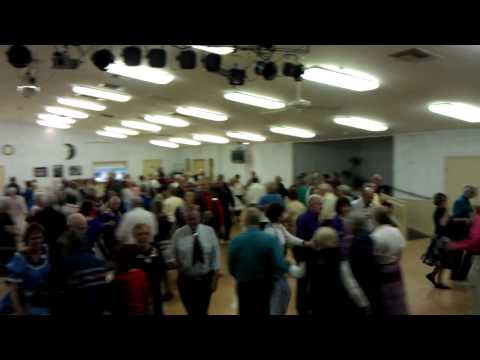 New Square Dance at Golden Vista Resort, Apache Junction, Arizona