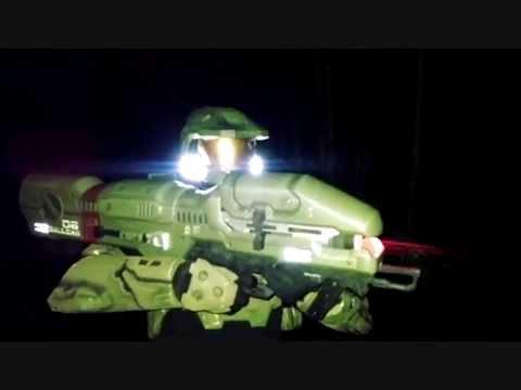 Spartan Laser Airsoft Halo 3 Airsoft Spartan Laser
