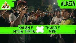 Thiago e Mike x Moita Treta e Kauan | SEGUNDA FASE | 135ª Batalha da Aldeia | Barueri | SP