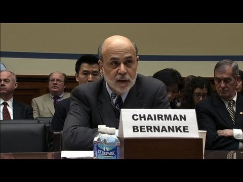 Bernanke: More needed to solve euro debt crisis