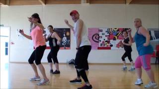 Happy Pharrell Williams Zumba