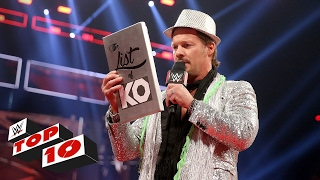 Top 10 Raw moments: WWE Top 10, Feb 13, 2017