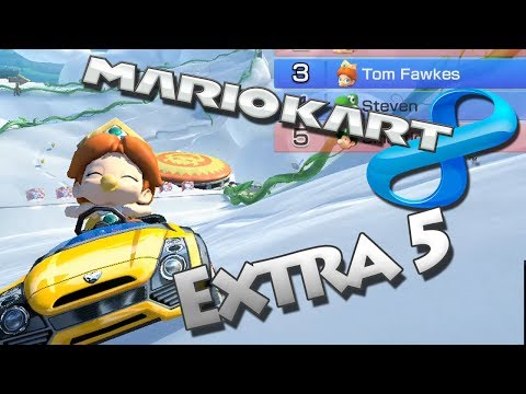 Unbalanced Teams - Mario Kart 8: Extra 5 (w/ The Derp Crew)