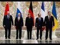 'Normandy 4' leaders meet in Minsk