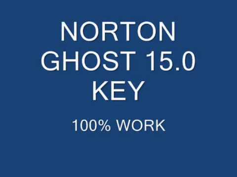 norton ghost 15 license key crack