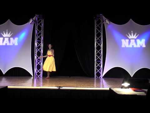 Hailey Kilgore - almost There Nam Oregon Preteen 2012 video