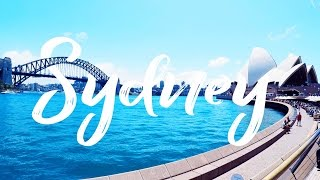 Whale Watching & City Tour | SYDNEY | Travel Vlog #5
