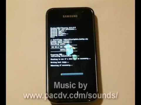 Samsung Galaxy S I9000 Factory Reset | How To Save Money And Do It