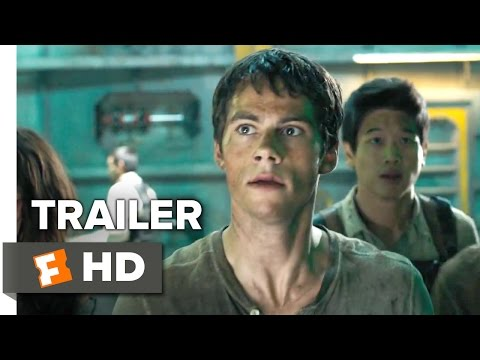 Maze Runner: The Scorch Trials Official Trailer #2 (2015) - Dylan O'Brien Sci-Fi Adventure HD