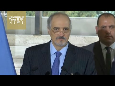 Syrian delegation rejects direct talks with opposition