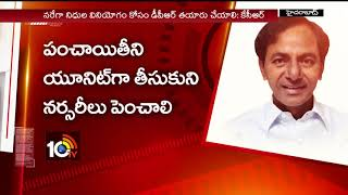 Special Story On CM KCR Review On Haritha Haram | Hyderabad | TS
