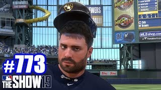 OPENING DAY IN MY NEW PARK! | MLB The Show 19 | Road to the Show #773
