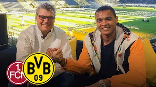 Fighting for his comeback | Manuel Akanji joins BVB Matchday Magazine | FC Nürnberg - BVB