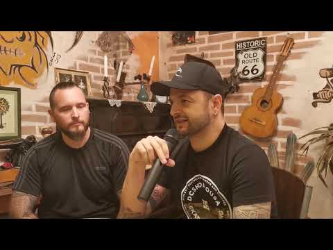 Omega Diatribe interjú // Pulse360 Tv