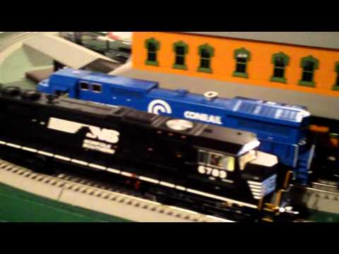 MTH Trains Premier Norfolk Southern SD60m