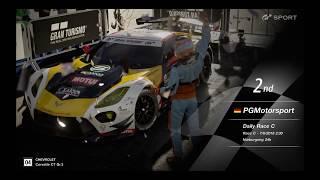 Gran Turismo™SPORT Daily Race 346 Nürburgring-Nordschleife Chevrolet Corvette C7 GT3 Onboard