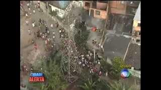 Homem é enterrado vivo em São Paulo