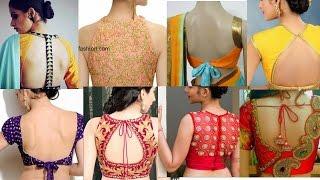 50 Latest Saree Blouse Design For Bride