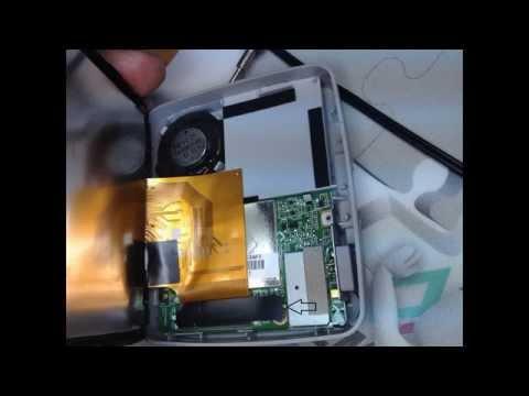 Reparar navegador Tomtom Start  (avería sobretensión). Repair burned Tomtom