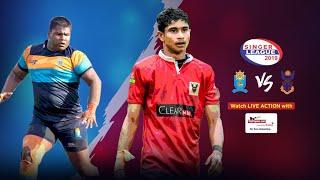 Live – Sri Sumangala College vs Kingswood College – Plate Match #1