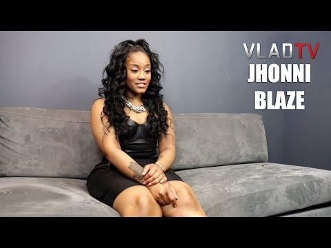 Jhonni Blaze: I'm Like The Female Kevin Gates video